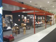 Stand Octopus - Emu al Salone del Mobile di Parma