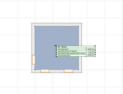 Archicad 15 e Velux Daylight Visualizer - pianta