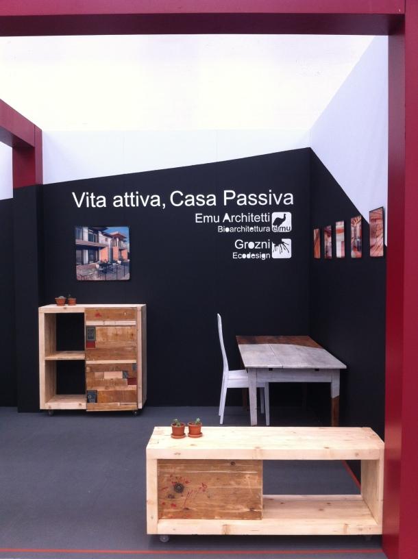 Emu Architetti con arredamenti di Grozni 5 - Casa e Tavola 2012