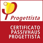 Progettista Certificato Passivhaus - Casa Passiva - logo