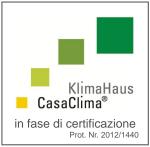 Conte Re CasaClima A - Emu Architetti - certification