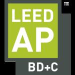 LEED AP BDC Logo