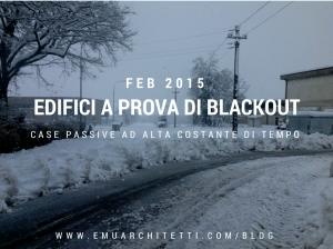 Edifici a prova di blackout - Emu Architetti