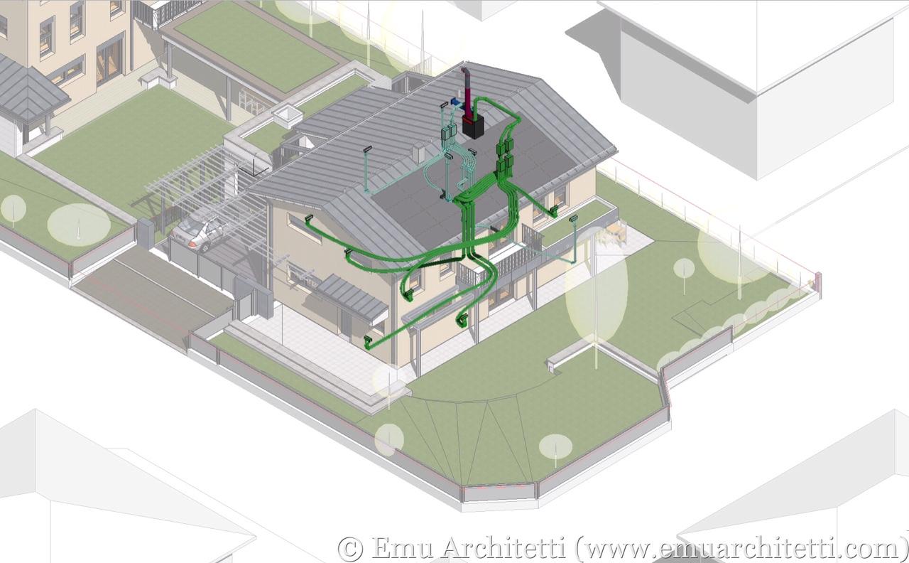 Conoscere la ventilazione meccanica controllata emu - Ventilazione recupero calore ...