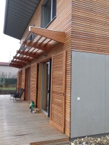This Slovak #Passivhaus is so efficient, that this winter the heating system never switched on.