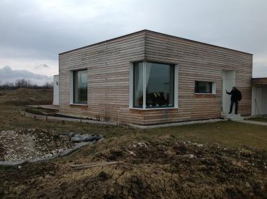 #Passivhaus by CreaTerra in #Slovakia.