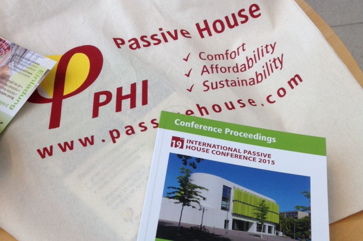 Conferenza Passivhaus 2015