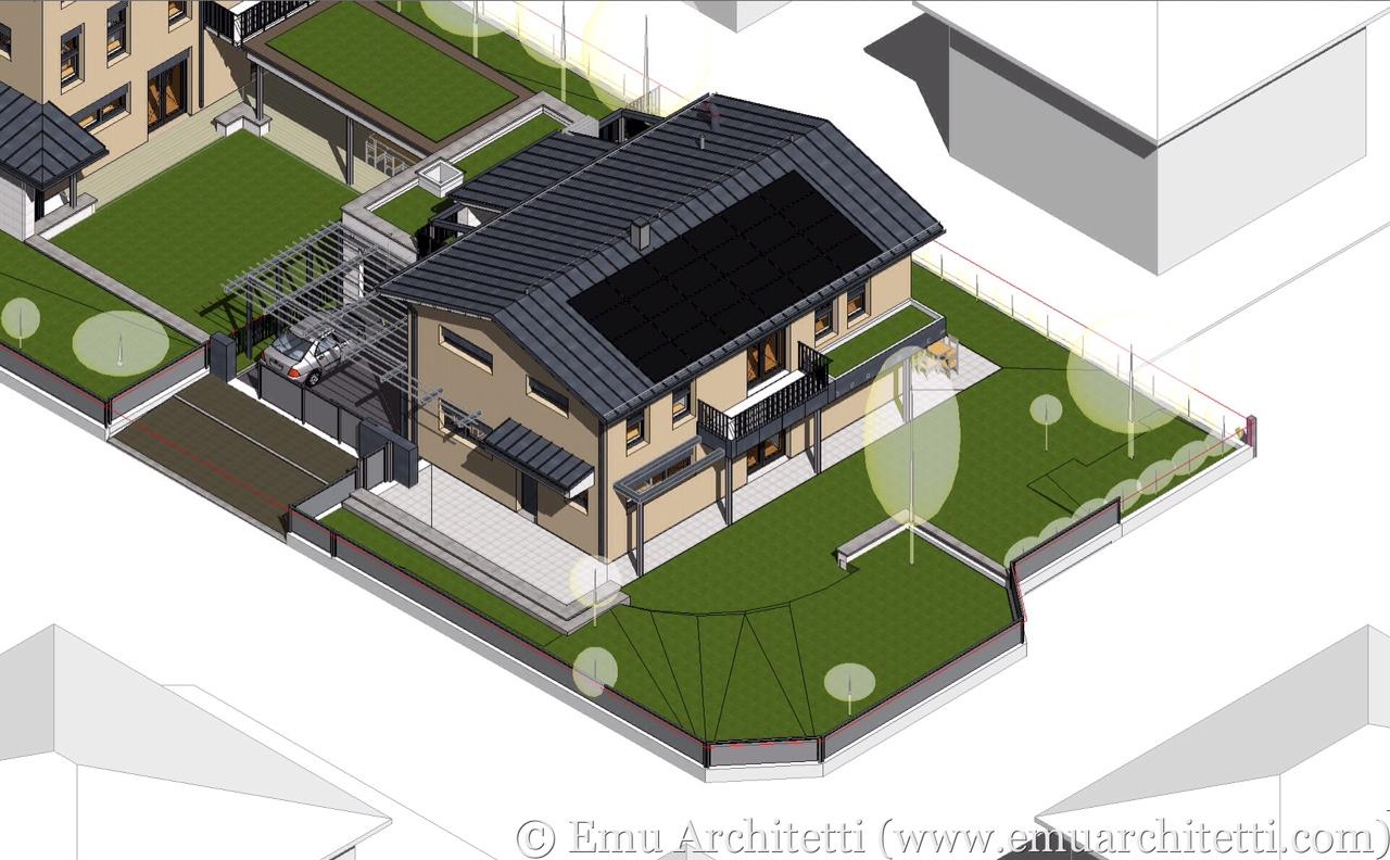 Cos il rapporto di forma di un edificio emu architetti for Modelli case 3d