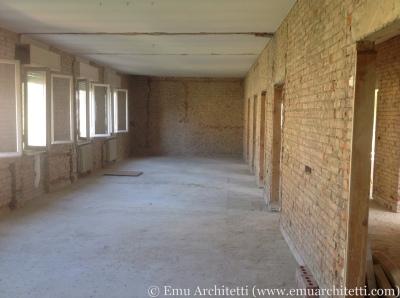 Ristrutturazione casa in muratura
